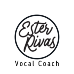 Logotipo Ester Rivas Vocal Coach