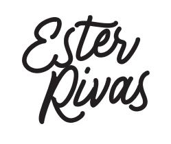 Ester Rivas logotipo 2020